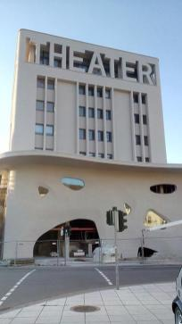Neubau des Stadttheaters