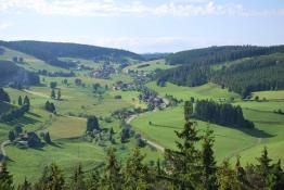 Blick Richtung Fischbachtal