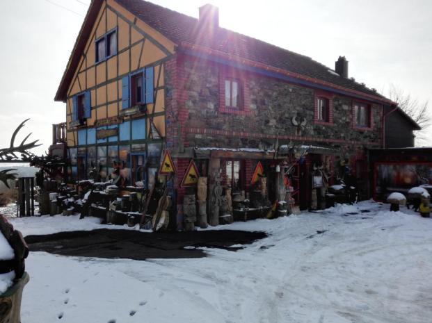 Haus eines Schweden-Liebhabers bei Kontzen