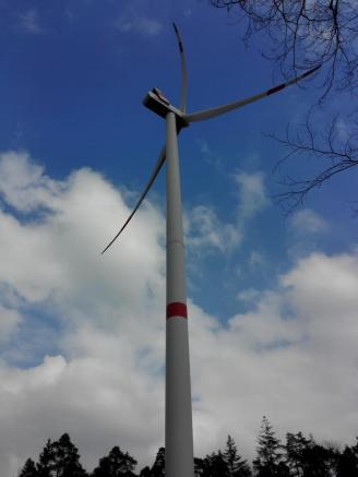 Ganz schöner Wind, heute