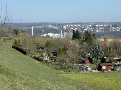 Deutschlands ältestes AKW bei Obrigheim: 2005 abgeschaltet