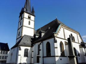 Katholische Pfarrkirche St. Kilian und Georg