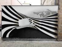 Streetart am Kunstmuseum