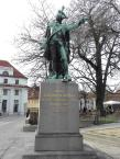 Prinz Friedrich Josias von Coburg-Sallfeld, Herzog zu Sachsen