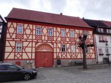 Liebevoll restauriertes Fachwerkhaus in der Altstadt