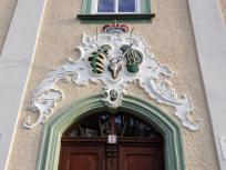 Türornament am alten Forsthaus