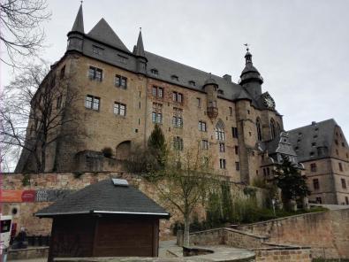 Das Alte Schloss des Landgrafen