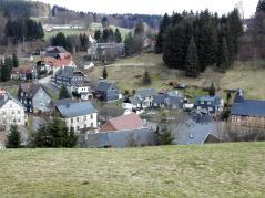 Das Dorf Vesser
