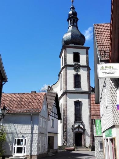 Evangelisch-Lutherische Pfarrkirche