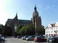 Die Kirche Sankt Marien am Neuen Markt