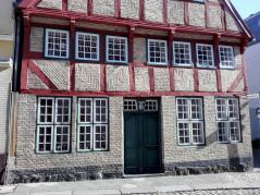 Historische Bausubstanz in Hafennähe