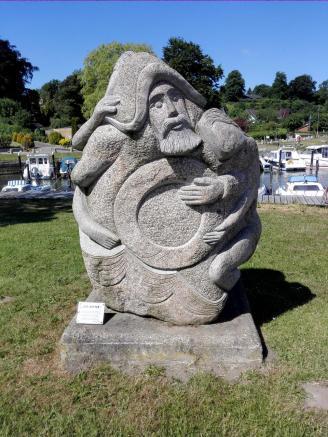 Denkmal für die Wasserretter