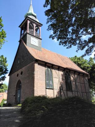 Die kleine Johanniskirche