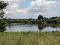 Blick über den Vierer See