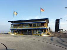 Fährgebäude der Schwedenlinie