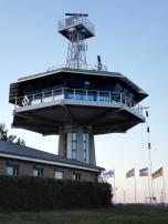 Kontrollturm Verkehrszentrale Travemünde