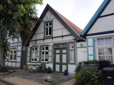 Heute werden viele der Häuser an Touristen vermietet