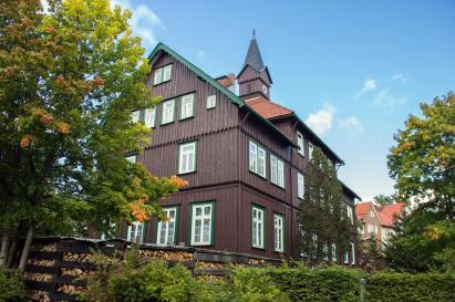 Das alte Forsthaus in Braunlage (Foto: Derzno   http://commons.wikimedia.org   Lizenz: CC BY-SA 3.0 DE)