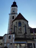 Stadtpfarrkirche St. Jakob