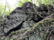 Auch der Hunsrück gehört zum Rheinischen Schiefergebirge