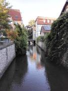 Durch die Altstadt fließt der Leinekanal