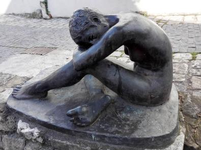 Skulptur in Kallmünz