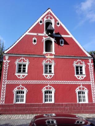 Haus in Kallmünz