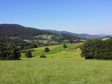 Landschaft rund um Lam