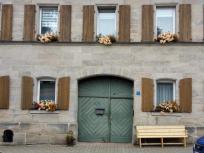 Bauernhaus am Marktplatz in Neustadt am Kulm