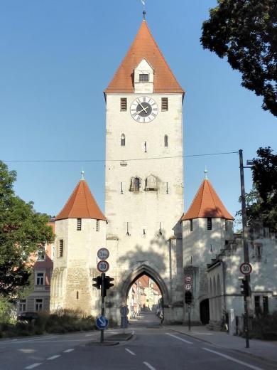 Das historische Ostentor