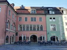 Gasthaus gegenüber dem Dom