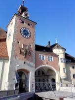 Stadttor an der Steinernen Brücke