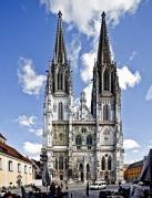 Der Regensburger Dom (Foto: Hpschaefer | http://commons.wikimedia.org | Lizenz: CC BY-SA 3.0 DE)