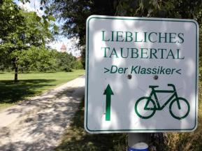 Im lieblichen Tauber- und Steinbachtal