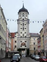 Der Stadtturm Vilshofen