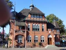 Rathaus von Burg