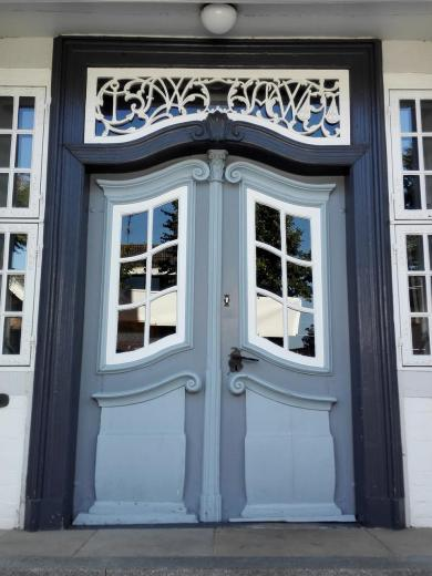 Portal am Senator Thomsen Hause