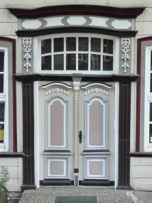 Die Türen von Clausthal-Zellerfeld