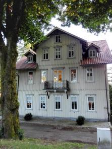 Holzbaus in Zellefeld