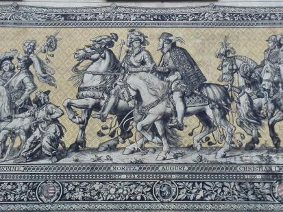 Galerie der sächsischen Herrscher