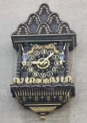 Uhr am Stadtbad (Foto: Jwaller | http://commons.wikimedia.org | Lizenz: CC BY-SA 3.0 DE)