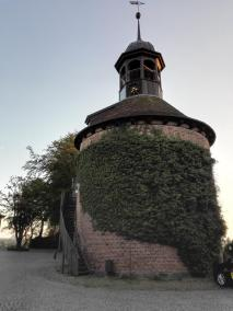 Überrest des alten Lauenburger Schlosses
