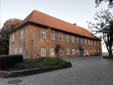Stadthaus auf dem Schlossberg