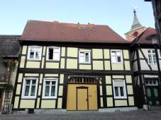 Fachwerkhaus in Lenzen