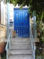 Eingang zu einem Bürgerhaus in der Altstadt