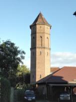 Der alte Wasserturm von Lübbenau