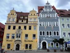 Bürgerhäuser am Marktplatz