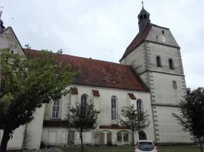 Die Frauenkirche von Mühlbeg