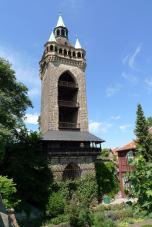 "Wachturm ""Sternkieker"" (Foto: Kassandro   http://commons.wikimedia.org   Lizenz: CC BY-SA 3.0 DE)"