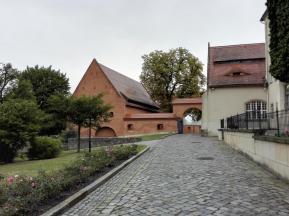 Zufahrt zum Klosterhof